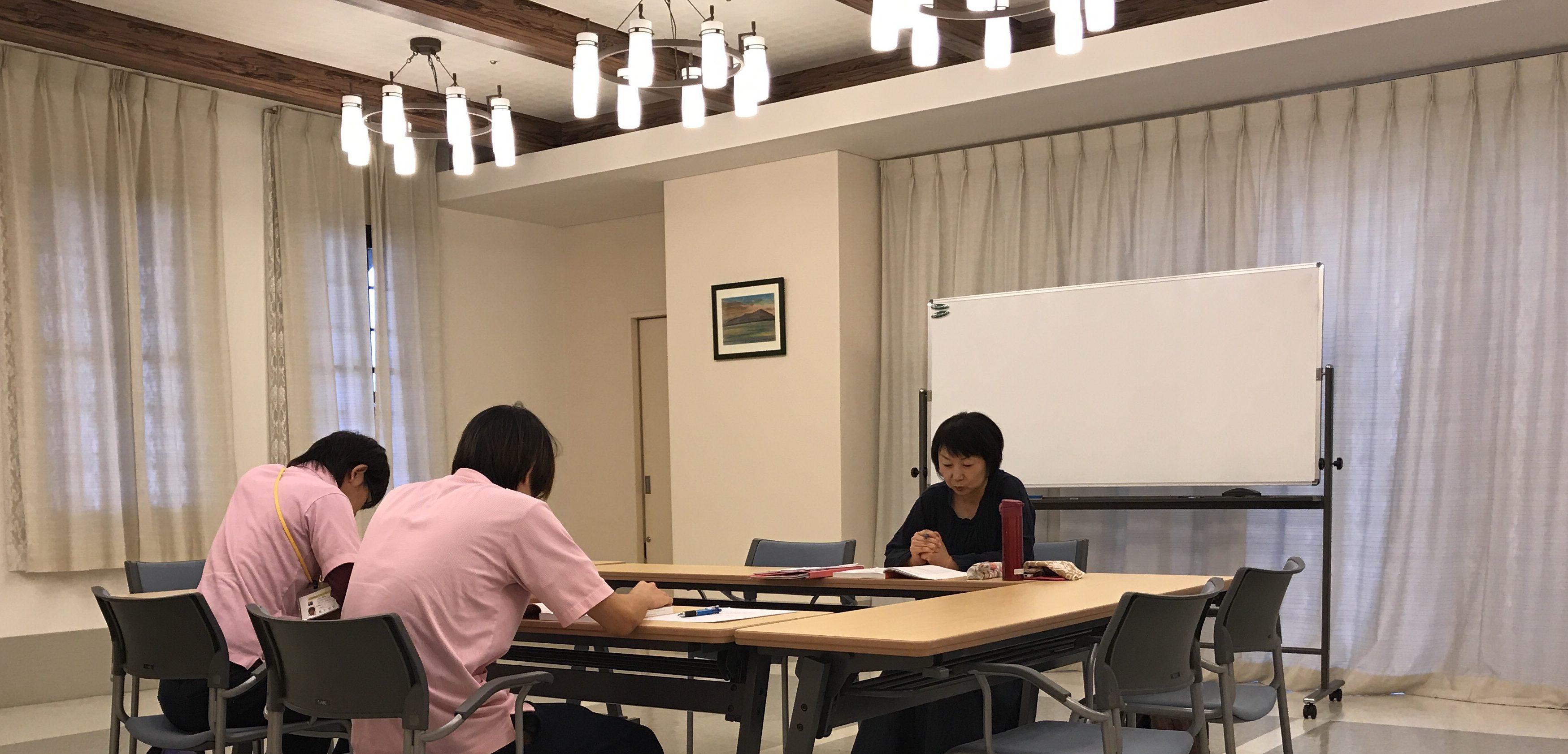 熊本県熊本市北区 有料老人ホーム様(1班目)