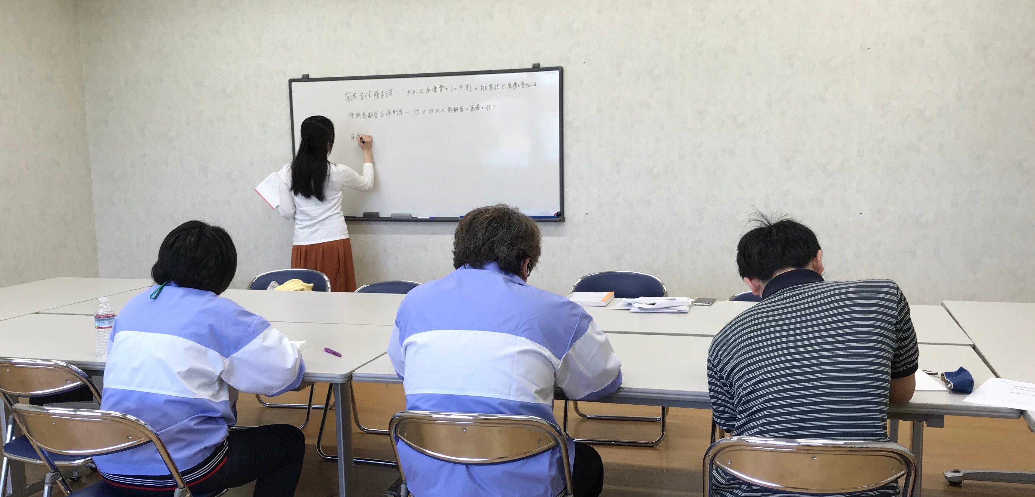 熊本県八代市 特別養護老人ホーム様(5班目)