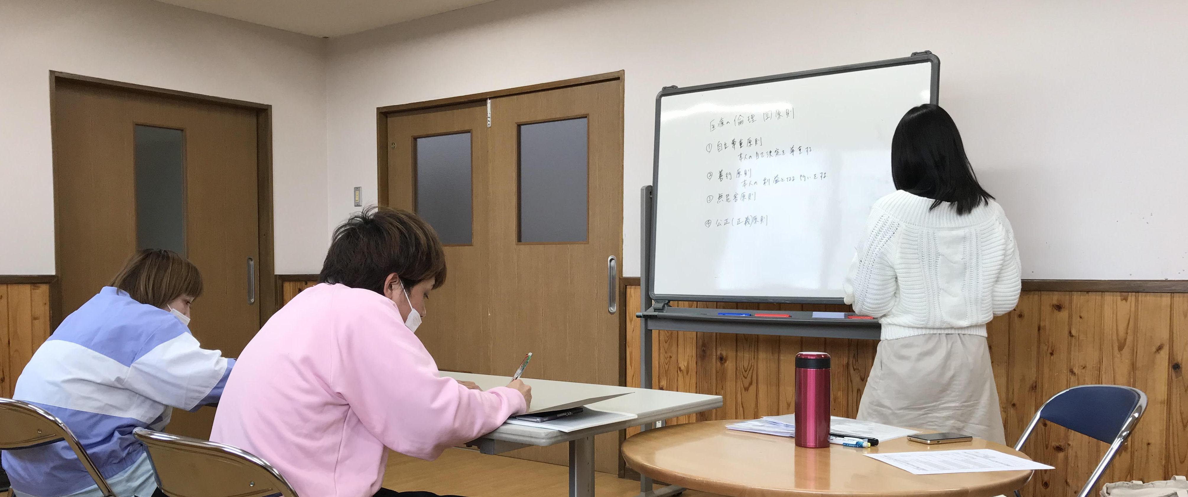 熊本県八代市 特別養護老人ホーム様(6班目)