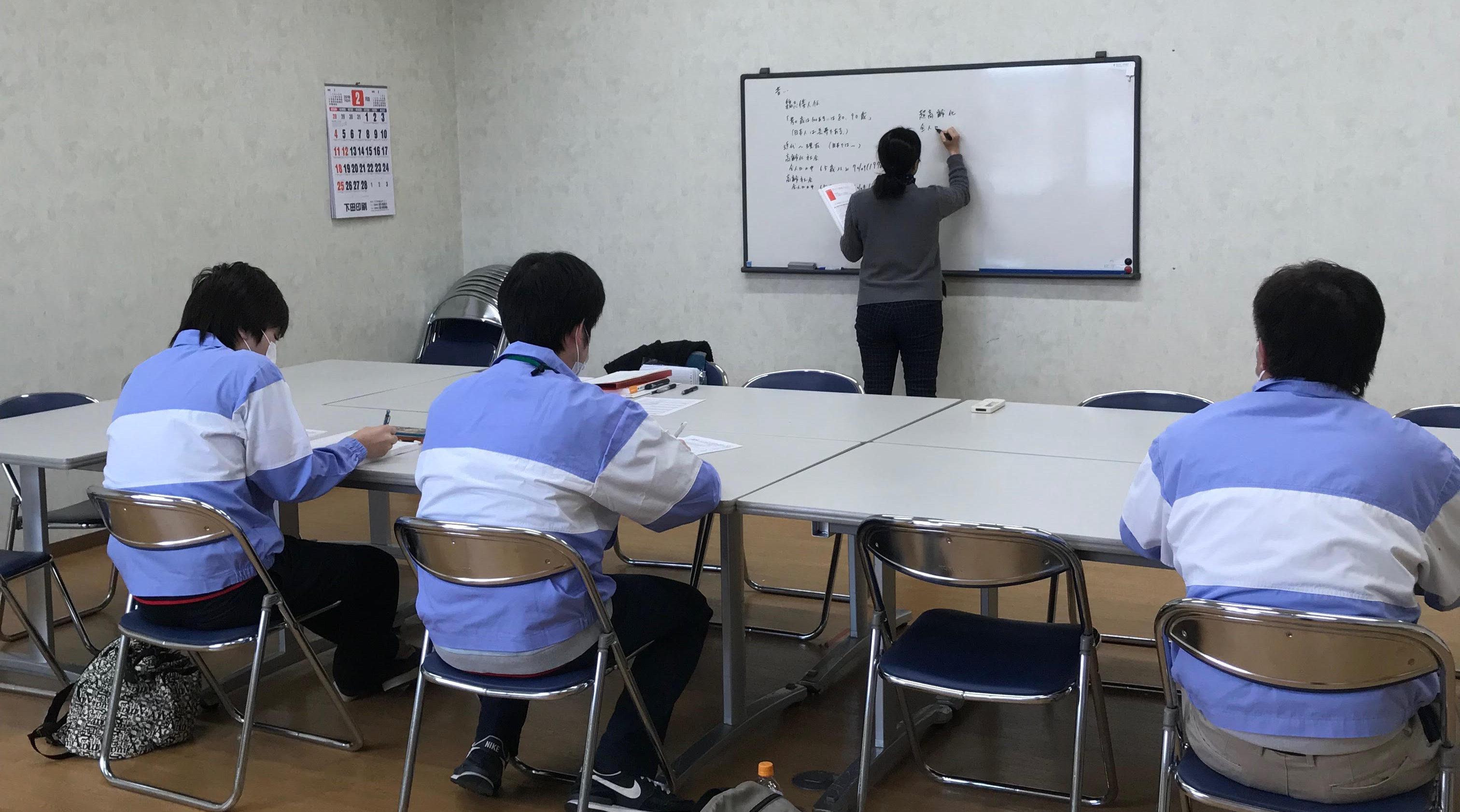 熊本県八代市 特別養護老人ホーム様(7班目)