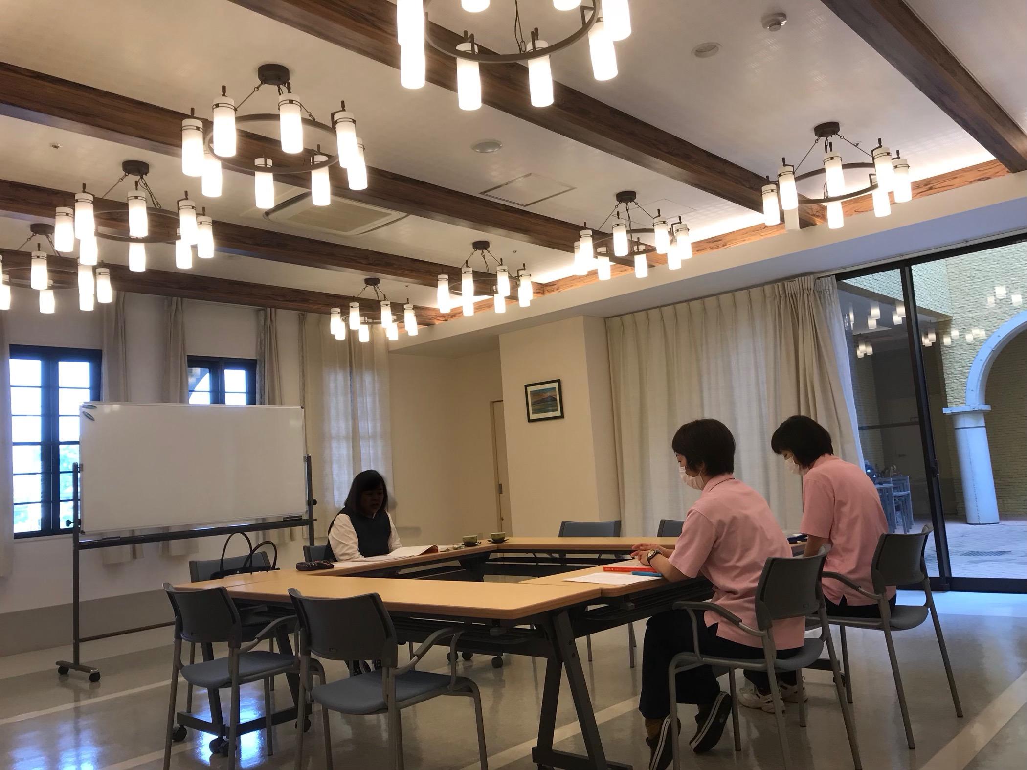 熊本県熊本市北区 有料老人ホーム様(2班目)