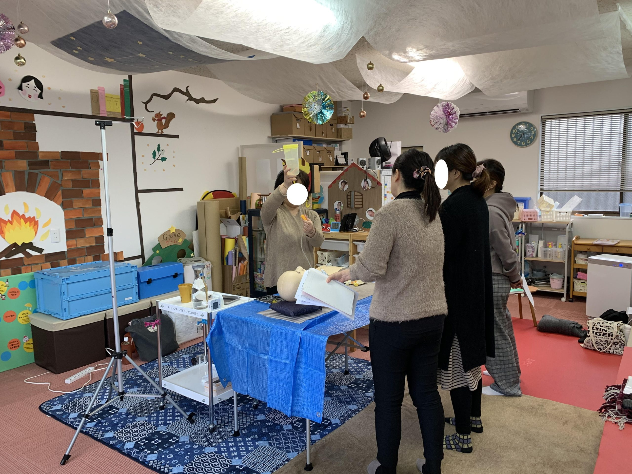 【3号研修】福岡県福岡市 障がい者施設様